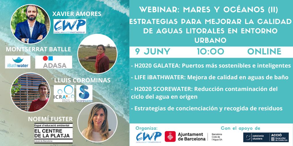 CWP Oceans Day webinar